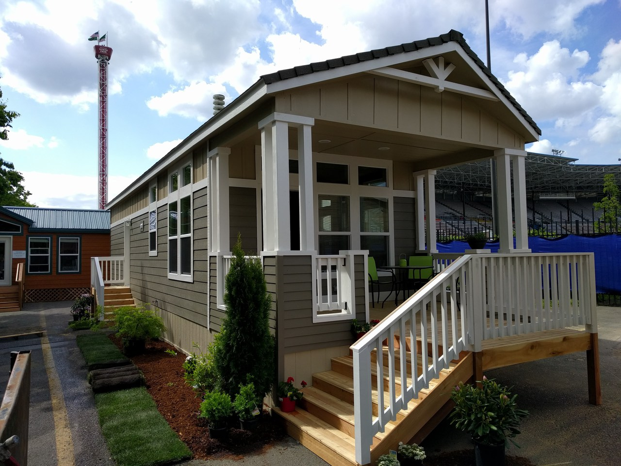 Log Home Living Floor Plans The Paradise Pl15401a Manufactured Home Floor Plan Or