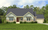 Craftsman Elevation - The Lacrosse by Palm Harbor Homes