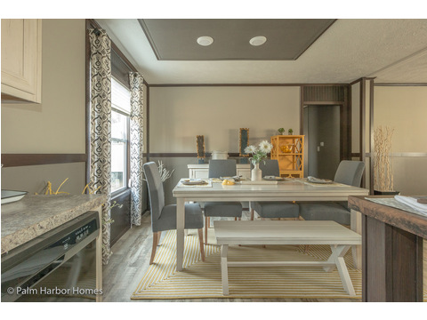 Dining area - Model 28645A