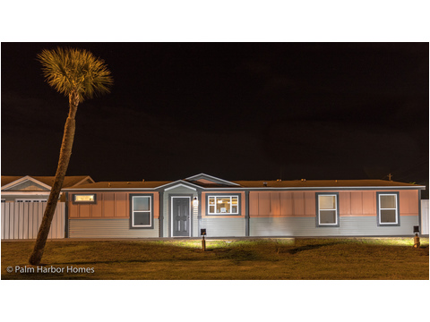 Malibu by Palm Harbor Homes, 3 Bedrooms, 2 Baths, 1,800 Sq. Ft.