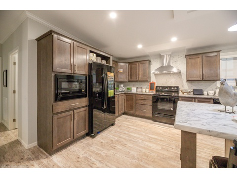 Kitchen - Malibu by Palm Harbor Homes, 3 Bedrooms, 2 Baths, 1,800 Sq. Ft.