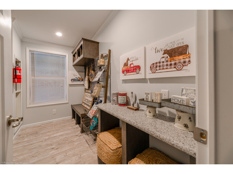 Utility Room - Malibu by Palm Harbor Homes, 3 Bedrooms, 2 Baths, 1,800 Sq. Ft.