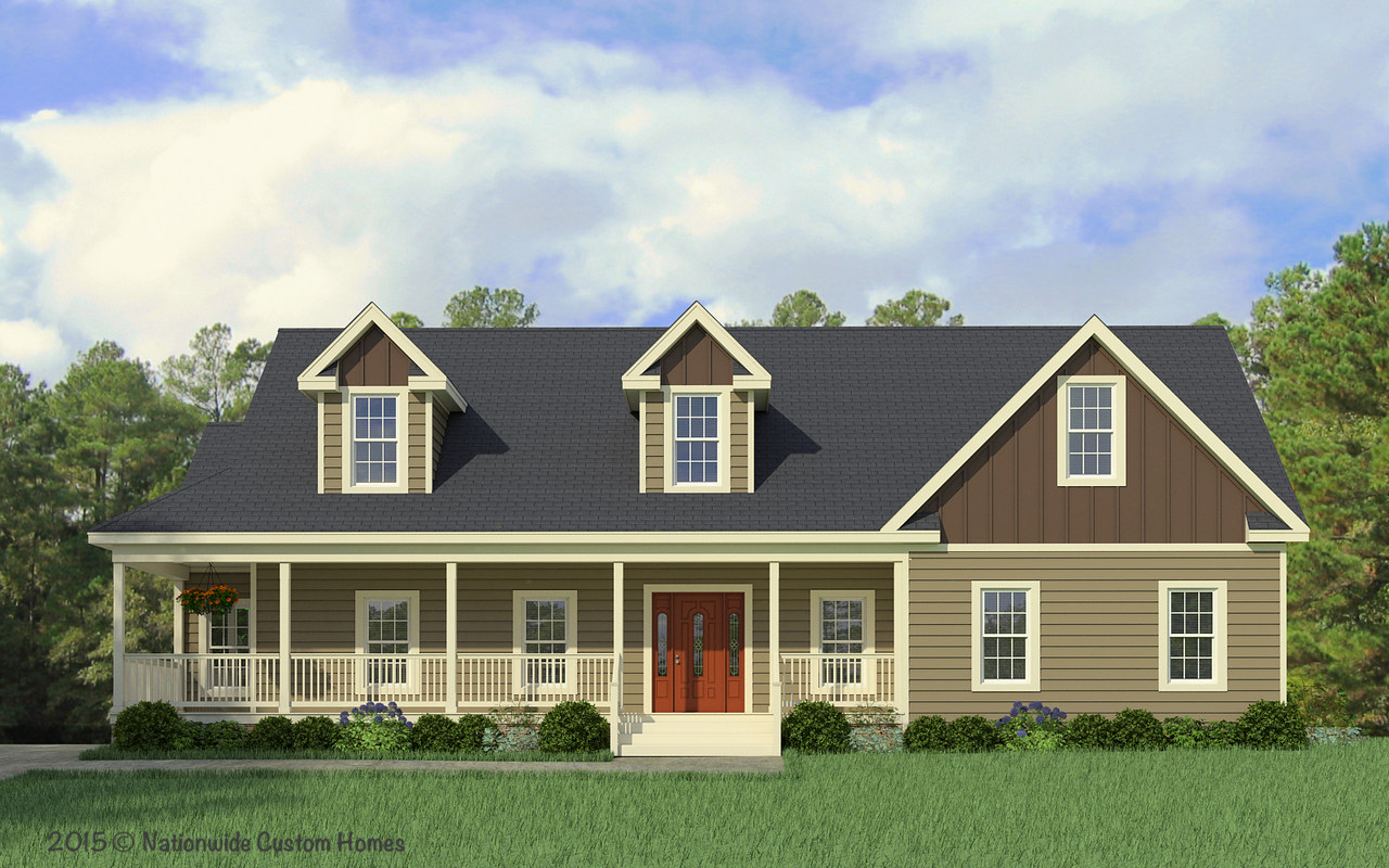 The greenbrier ii manufactured home floor plan or modular for 2 story modular homes sc