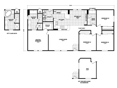 >Model DN-28564A floor plan