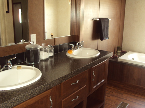 master bathroom - Model 28764P