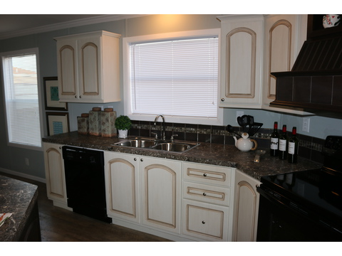 Kitchen - Barbados T3646T by Palm Harbor Homes