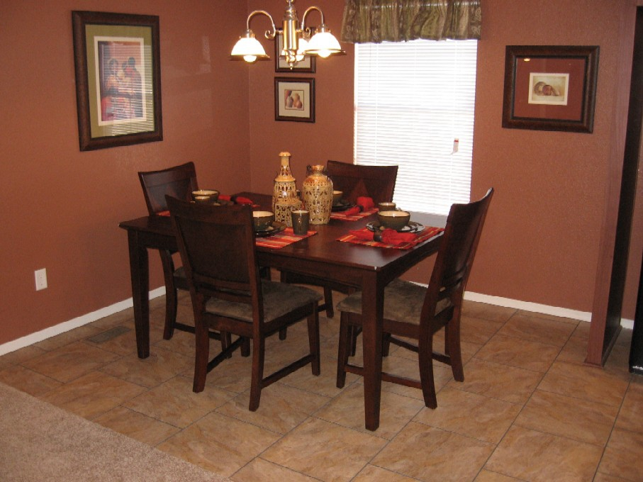 View american dream 66 39 floor plan for a 1778 sq ft palm for Dining room upgrades