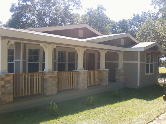 Important information about palm harbor of oklahoma city for Modular homes that look like houses