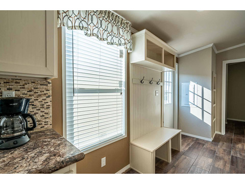 Built-in Mud Room in the Canyon Bay I Model FT32684A - 4 Bedrooms, 2 Baths, 2,108 Sq. Ft. manufactured home by Palm Harbor Homes