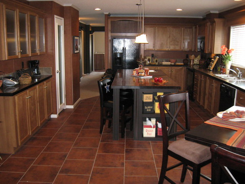 Kitchen - The Pecan Valley IV KAT474A1 by Palm Harbor Homes