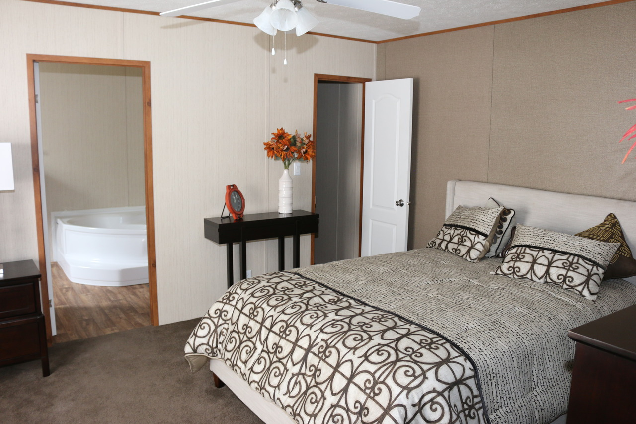 View Model Al16763t Floor Plan For A 1165 Sq Ft Palm Harbor Manufactured Home In Lufkin Texas