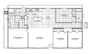 Velocity Model VE32564V - Alternative Floor Plan with 4 Bedrooms