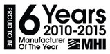 Palm Harbor Homes of OKC - Six Time Manufacturer of the Year