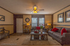 Living Room - Model 28604F, 4 Bedrooms, 2 Baths, 1,600 Sq. Ft.