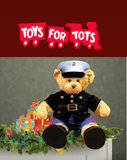 Bring your new unwrapped gift to Palm Harbor Home now thru December 10th for Oklahoma's local Toys for Tots!