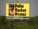 If you get lost, just drive down I-35 until you see the Big Yellow Palm Harbor sign - and turn in!  We can't wait to see you!