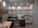 The Frontier - master bath