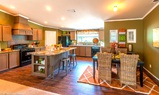 Open Floorplan Large Kitchens TX