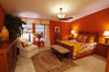 Master bedroom - The Timberridge Elite 5V468T5, Palm Harbor Homes