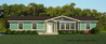 The Pecan Valley optional Coronado Exterior  - The Pecan Valley KHT360G5 by Palm Harbor Homes