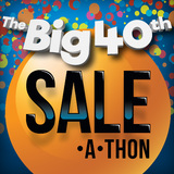 Don't miss our 40th Anniversary Sale-A-Thon going on now at Palm Harbor in Mesquite!
