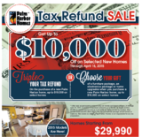 Triple Your Tax Refund