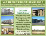 Commercial Builder In Texas