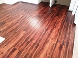At Palm Harbor in Mesquite we have elegant wood and is easy to clean and maintain!  (214) 327-8834 for more info!