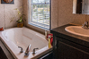 Elegant master bath - Model 32523P - available from Palm Harbor Homes