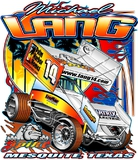 "Mike ""Spike"" Lang and the Lang 14 Sprint Car will be on site at Palm Harbor in Tyler this Saturday, March 3!"