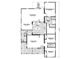 The La Linda floor plan - available NOW as a modular home - from Palm Harbor in Huntsville