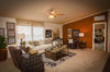 Living room - The Greystone FTP476D9 by Palm Harbor Homes