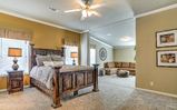 We put the WOW in your new Master Suite! Palm Harbor Manufactured Homes in Donna Texas
