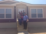 Move in Day for the Olivas Family!  Land Home Package Acreage Property