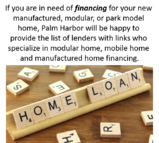 Home financing made easy!