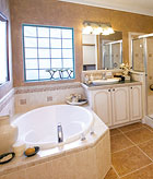 custom ceramic tile in manufactured homes