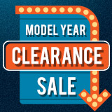 Model Year Clearance Going On Now