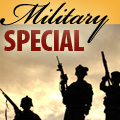 Military Discount Pricing Saves You Money!