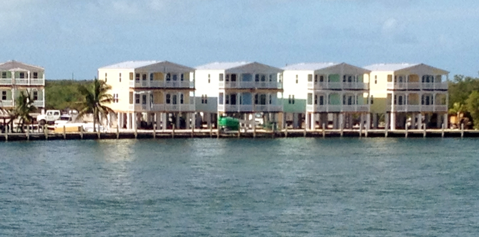 Modular Development Of Little Palm Cottages In Florida