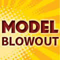 Save $10,000 at our annual Model Blowout!