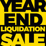 Year End Liquidation Sale