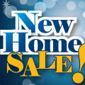 Palm Harbor's 40th Anniversary New Home Sale