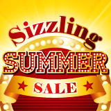 SIZZLING SUMMER SALE Going On Now!