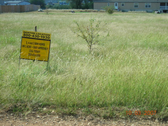 Willow Springs. Lot 2, Blk B