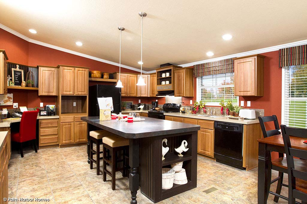 Interior pictures modular homes