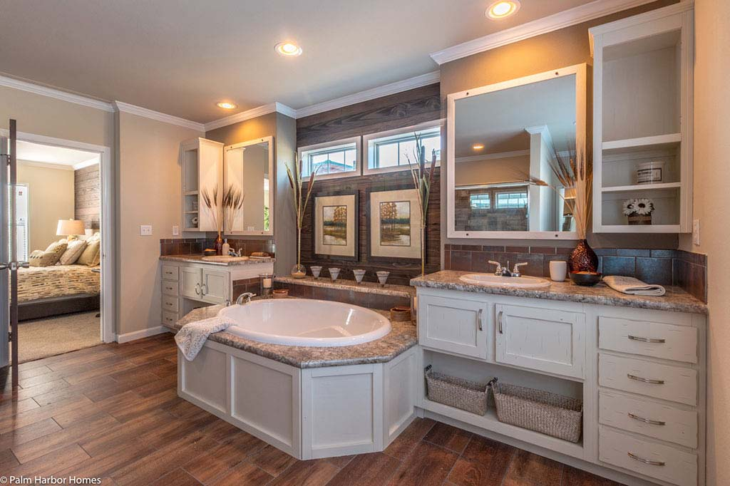 High Quality The Sorora II Master Bath