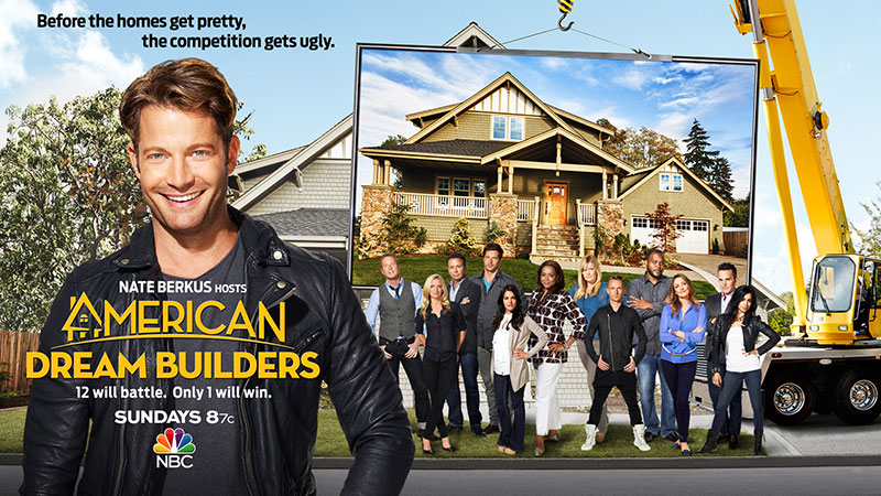 American Dream Builders, NBC