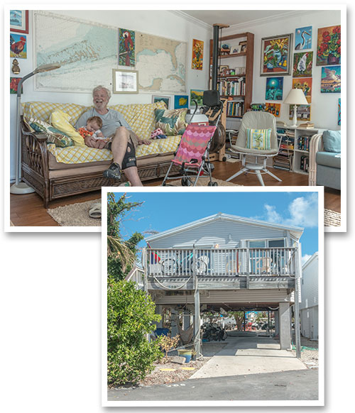 Jim Jones of Venture Out Resort, Cudjoe Key, FL
