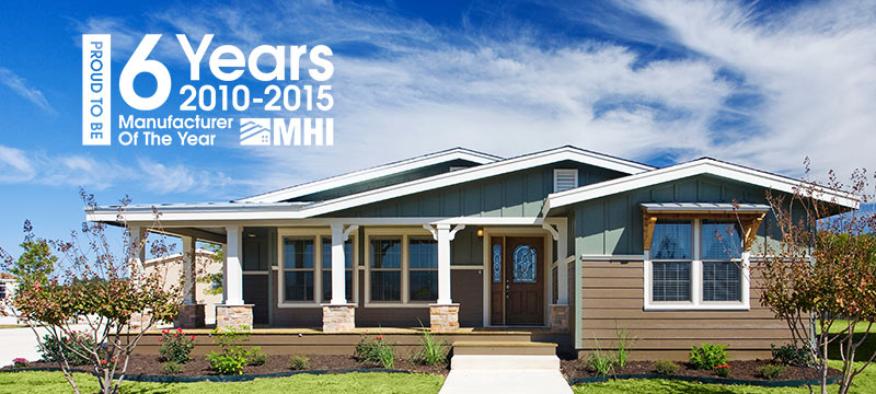 Mhi Manufacturer Of The Year For 2015 Palm Harbor Homes