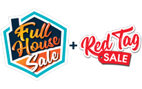 Full House Sale + Red Tag Sale